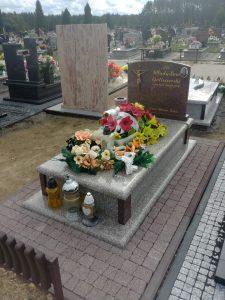 Centrum Pogrzebowe - kamieniarstwo