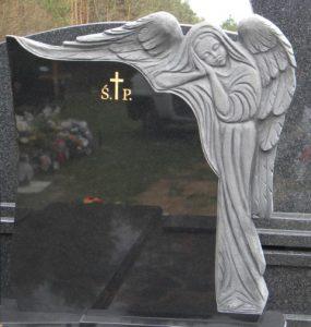 rzeźby na nagrobki
